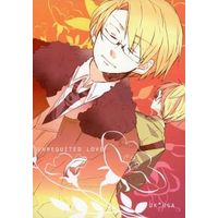 Doujinshi - Hetalia / United Kingdom x America (UNREQUITED LOVE) / Imokenpi