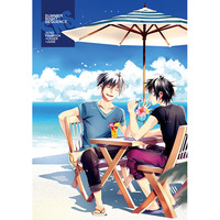 Doujinshi - Tales of Xillia2 / Ludger x Jude (SUMMER NIGHT SEQUENCE) / Black Lack
