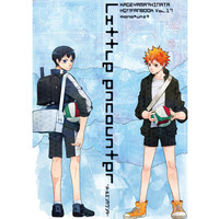 Doujinshi - Haikyuu!! / Kageyama x Hinata (Little encounter) / mono*unit