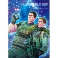 Doujinshi - Biohazard (Resident Evil) / Chris Redfield x Piers Nivans (MIRACLEBOY) / FUNNY CREW