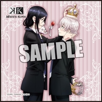 Hand Towel - K (K Project) / Kuro & Shiro & Neko