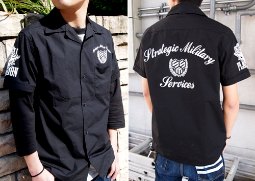 Work Shirts - Macross Frontier Size-L