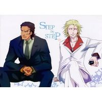 Doujinshi - TIGER & BUNNY / Rock Bison x Ryan Goldsmith (STEP BY STEP) / 万能重力