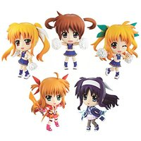 Figure (Kyun-Chara) - Magical Girl Lyrical Nanoha / Alisa Bannings & Fate & Alicia Testarossa