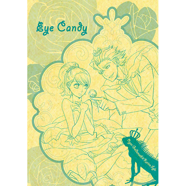 Doujinshi - TIGER & BUNNY / Ryan Goldsmith x Karina Lyle (Eye candy) / のむり。