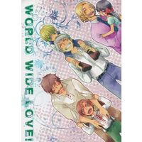 Doujinshi - Hetalia (WORLD WIDE LOVE!) / ミユキ