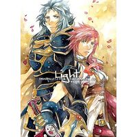 Doujinshi - Dissidia Final Fantasy / Lightning & Warriors of Light (Light) / Mr.Hamlet