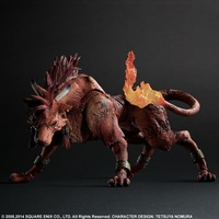 Action Figure - Final Fantasy Series / Red XIII