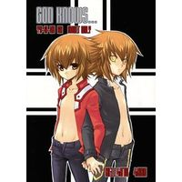 [Boys Love (Yaoi) : R18] Doujinshi - Yu-Gi-Oh! GX / Johan x Judai & Yubel x Yuki Judai (GOD KNOWS..,) / ねこまんじゅう