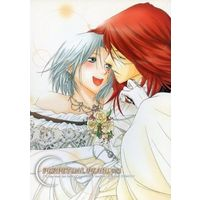 [Boys Love (Yaoi) : R18] Doujinshi - Novel - D.Gray-man / Cross Marian x Allen Walker (PERPETUAL PEARL 後編) / root666
