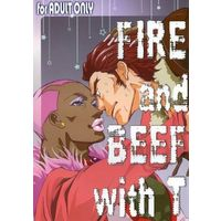 [Boys Love (Yaoi) : R18] Doujinshi - TIGER & BUNNY / Nathan Seymore x Antonio Lopez (FIRE and BEEF with T) / ナイナイ