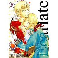 [Boys Love (Yaoi) : R18] Doujinshi - Hetalia / France x United Kingdom (Ecarlate) / id -イド-