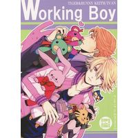 [Boys Love (Yaoi) : R18] Doujinshi - Novel - TIGER & BUNNY / Keith x Ivan (Working Boy) / P‐can