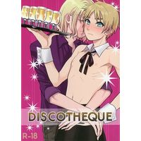 [Boys Love (Yaoi) : R18] Doujinshi - Novel - Hetalia / France x United Kingdom (DISCOTHEQUE) / CtW