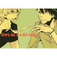 [Boys Love (Yaoi) : R18] Doujinshi - TIGER & BUNNY / Barnaby x Kotetsu (Every day is a nice day!) / subG