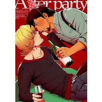 [Boys Love (Yaoi) : R18] Doujinshi - TIGER & BUNNY / Barnaby x Kotetsu (After party) / F_step