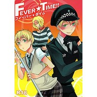 [Boys Love (Yaoi) : R18] Doujinshi - Hetalia / France x United Kingdom (FEVER★TIME!! フィーバー★タイム) / だらや。