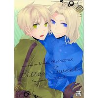[Boys Love (Yaoi) : R18] Doujinshi - Hetalia / France x United Kingdom (Bitter Sweet) / TO-ZAI