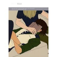 [Boys Love (Yaoi) : R18] Doujinshi - TIGER & BUNNY / Barnaby x Kotetsu (If by yes) / silent meow