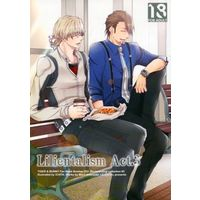 [Boys Love (Yaoi) : R18] Doujinshi - Novel - Omnibus - TIGER & BUNNY / Barnaby x Kotetsu (Lilientalism Act.3) / Liliental(Antique Rose)