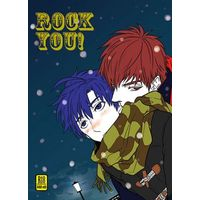 [Boys Love (Yaoi) : R18] Doujinshi - Fate/Zero / Kirei x Kariya (ROCK YOU!) / Senkan-AA