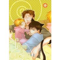 [Boys Love (Yaoi) : R18] Doujinshi - Fullmetal Alchemist / Maes Hughes x Roy Mustang (Crazy Love & WHITE SAUCE) / MaPL