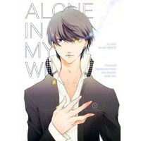 [Boys Love (Yaoi) : R18] Doujinshi - Persona4 / Yosuke x Yu (ALONE IN MY WHITE) / gibuS