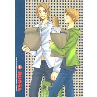 [Boys Love (Yaoi) : R18] Doujinshi - Hetalia / France x United Kingdom (あいのうた。) / Sorenari.