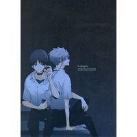 [Boys Love (Yaoi) : R18] Doujinshi - Novel - Evangelion / Kaworu x Shinji (be dying for.) / ESplus/Red Spinel