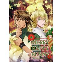 [Boys Love (Yaoi) : R18] Doujinshi - Novel - TIGER & BUNNY / Barnaby x Kotetsu (Merry Happy Bunny) / Liliental