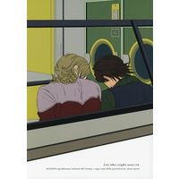 [Boys Love (Yaoi) : R18] Doujinshi - TIGER & BUNNY / Barnaby x Kotetsu (Let the right one in) / silent meow