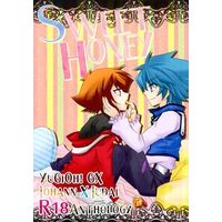 [Boys Love (Yaoi) : R18] Doujinshi - Anthology - Yu-Gi-Oh! GX / Johan x Judai (SWEET HONEY) / KPKP/Rhythmic Walk