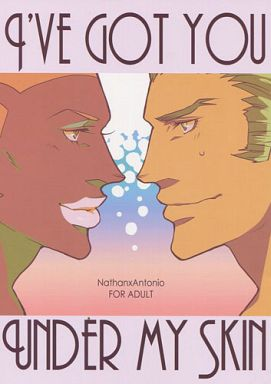 [Boys Love (Yaoi) : R18] Doujinshi - TIGER & BUNNY / Nathan Seymore x Antonio Lopez (I've GOT YOU UNDER MY SKIN) / HIGHCONC.