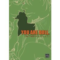 [Boys Love (Yaoi) : R18] Doujinshi - Novel - TIGER & BUNNY / Barnaby x Kotetsu (YOU ARE DOLL) / コト