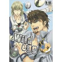 [Boys Love (Yaoi) : R18] Doujinshi - Novel - TIGER & BUNNY / Barnaby x Kotetsu (Wild egg) / LILIENTAL