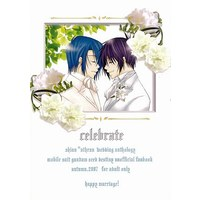 [Boys Love (Yaoi) : R18] Doujinshi - Anthology - Mobile Suit Gundam SEED / Shinn Asuka x Athrun Zala (celebrate) / BLACK COCOA/crazy20xx