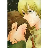 [Boys Love (Yaoi) : R18] Doujinshi - Novel - TIGER & BUNNY / Barnaby x Kotetsu (The die is cast) / a*k*m