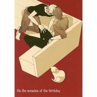 [Boys Love (Yaoi) : R18] Doujinshi - TIGER & BUNNY / Barnaby x Kotetsu (On the occasion of the birthday) / subG