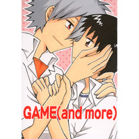 [Boys Love (Yaoi) : R18] Doujinshi - Evangelion / Kaworu x Shinji (GAME(and more)) / スタジオハレルヤ
