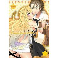 [Boys Love (Yaoi) : R18] Doujinshi - Tales of Xillia / Alvin x Milla Maxwell (Please teach XXX) / PINK.in BLACK