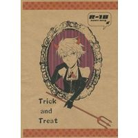 [Boys Love (Yaoi) : R18] Doujinshi - Novel - Lucky Dog 1 / Luchino x Giancarlo (【コピー誌】Trick and Treat) / Candeliere