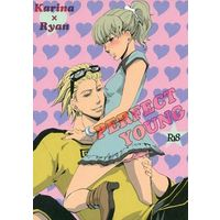 [NL:R18] Doujinshi - TIGER & BUNNY / Ryan Goldsmith x Karina Lyle (PERFECT YOUNG) / Rome wo Mitekara, Shine