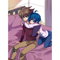 Doujinshi - Vanguard Series / Toshiki x Aichi (crossing happiness!) / OUTFLOW