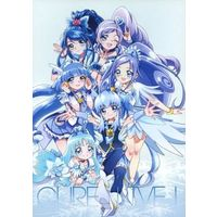 Doujinshi - Illustration book - PreCure Series (CURE LIVE!) / XING's Present