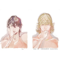 [Boys Love (Yaoi) : R18] Doujinshi - TIGER & BUNNY / Barnaby & Kotetsu (think about you) / unique