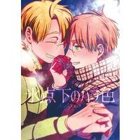 [Boys Love (Yaoi) : R18] Doujinshi - Hetalia / America x United Kingdom (氷点下のバラ色) / XD