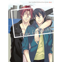 [Boys Love (Yaoi) : R18] Doujinshi - Free! (Iwatobi Swim Club) / Rin x Haruka (Even far away) / -18℃