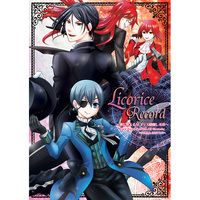 Doujinshi - Black Butler / Sebastian x Ciel (Licorice Record) / CoLoBoCs