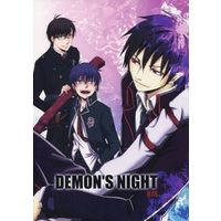 [Boys Love (Yaoi) : R18] Doujinshi - Novel - Anthology - Blue Exorcist / Rin & Yukio (DEMON'S NIGHT) / Style Next