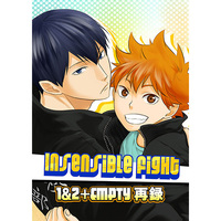 Doujinshi - Haikyuu!! / Kageyama x Hinata (Insensible fight1&2+Empty) / WRONG DIRECTION